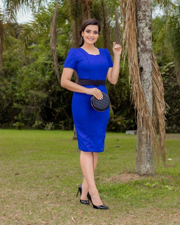 Vestido Núbia