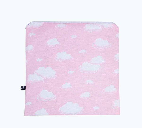 Porta-Jaleco® Standard Nuvens
