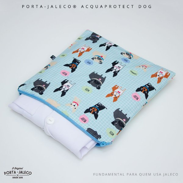 Porta-Jaleco® AcquaProtect Dog