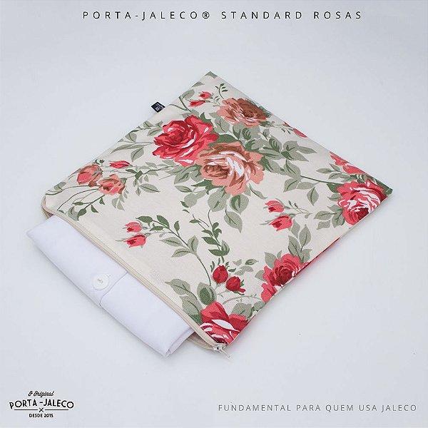 Porta-Jaleco® Standard Rosas