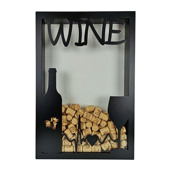 Porta Rolhas - Linha Premium - Wine - 250 Rolhas