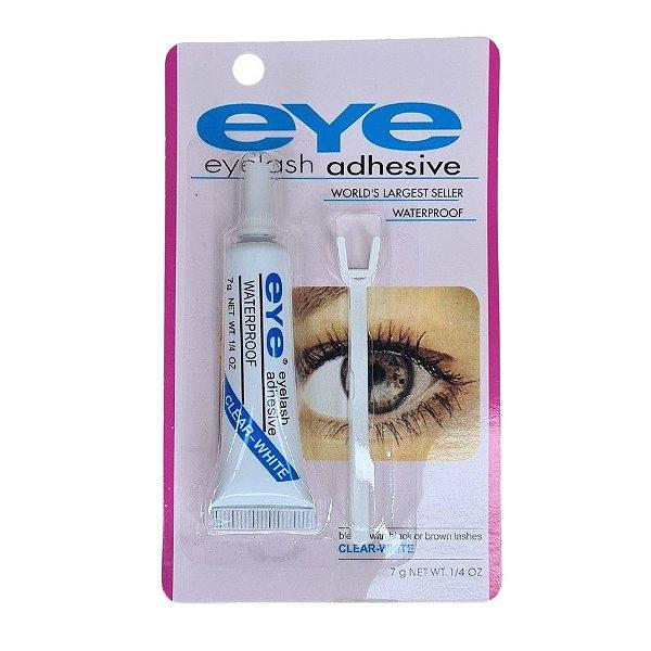 Cola para cílios transparente Eye Eyelash Adhesive