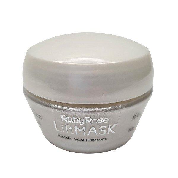 Máscara facial hidratante Ice Pearl Ruby Rose