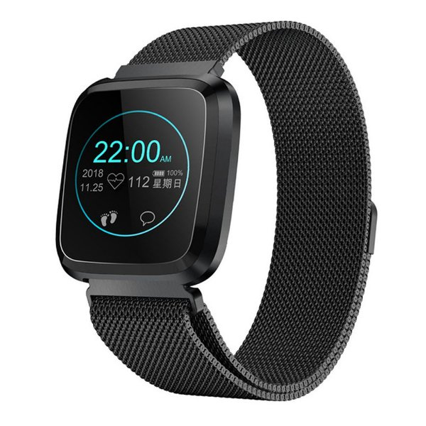 Relógio Eletrônico Smartwatch CF Fly One Preto - Android e iPhone