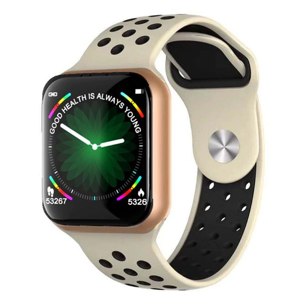 Relógio Smartwatch OLED Pró Série 3 42MM - Rosê Gold - iPhone ou Android