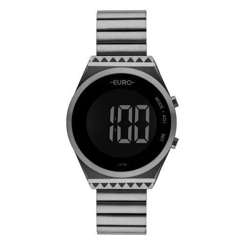Relógio Euro Fashion Fit Feminino - Cinza - EUBJT016AC/4C