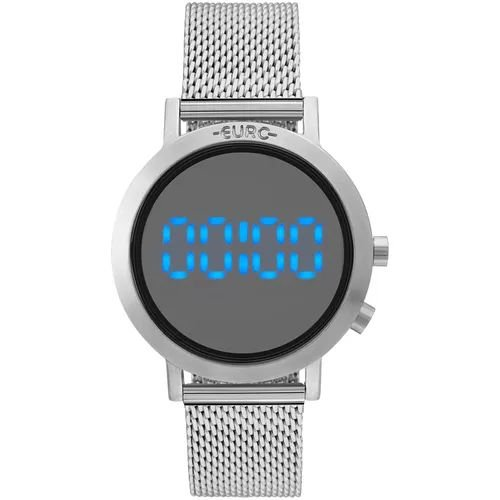 Relógio Euro Feminino Fashion Fit - Prata - EUBJ3407AB/3P