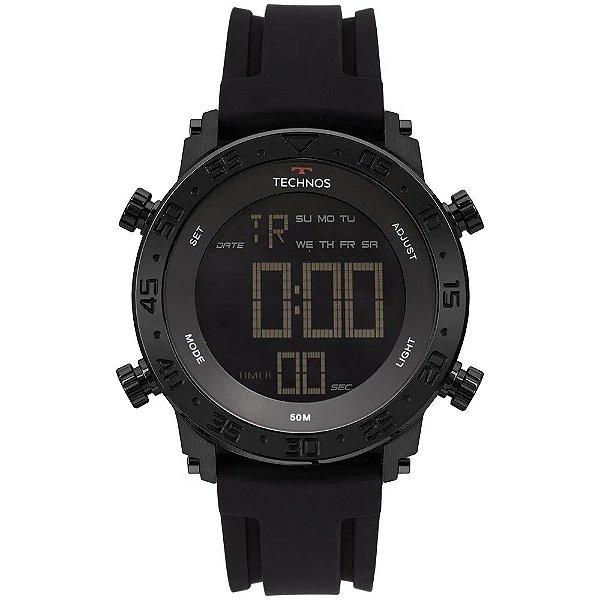 Relógio Technos Perfomance - Preto - BJK006AA/4P