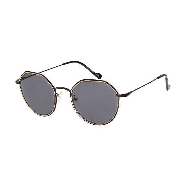 Óculos Euro Feminino Power Shape - Preto - E0066AEK33/4P