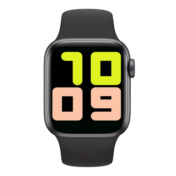 Relógio Smartwatch T500 - Preto - iOS / Android - 44mm