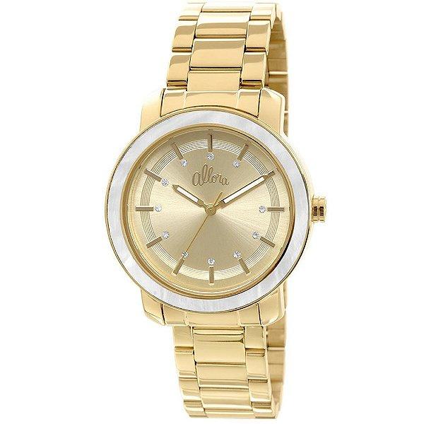 Relógio Allora Feminino Coleção Pérolas - AL2035EZX/4D
