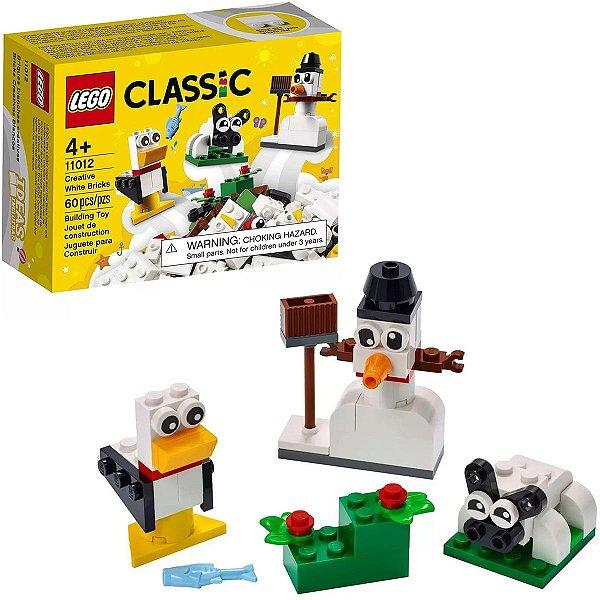 Lego Classic Blocos De Montar Criativos Infantil Divertido Para Criança