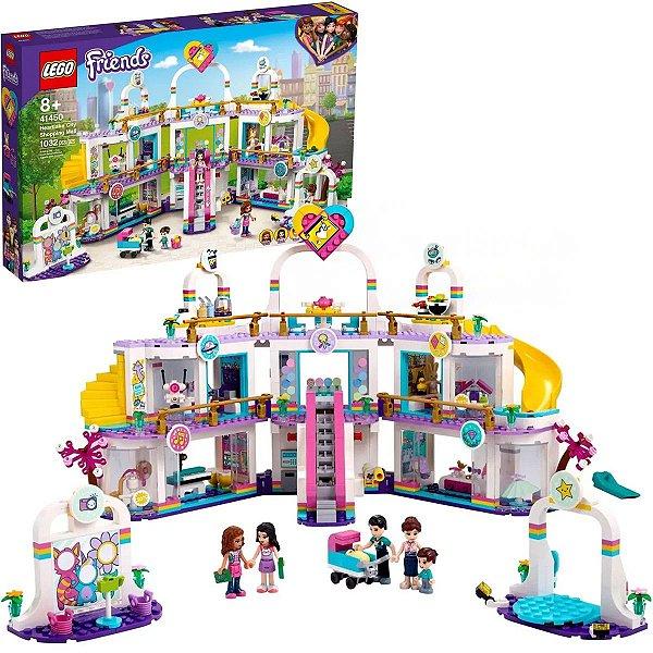 Lego Friends Shopping de Heartlake City com 1032pçs +8 Anos
