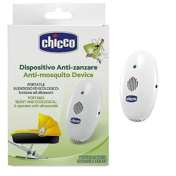 Repelente Ultrassonico Elétrico Bateria Silencioso Econologico Bebê Crianças Adultos Chicco