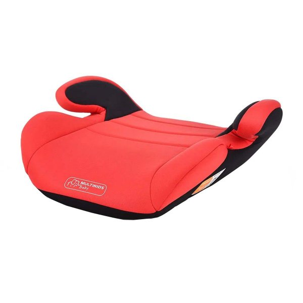 Assento Safe Booster Vermelho MULTIKIDS BB645