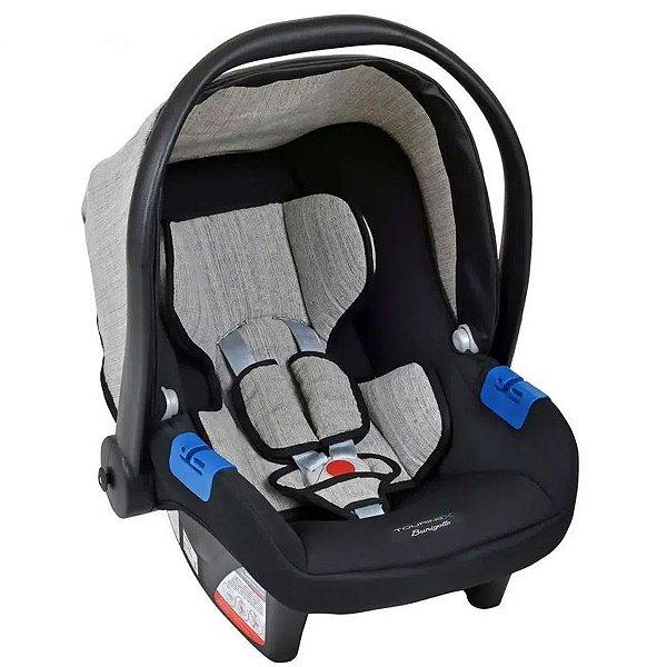 Bebê Conforto Burigotto Touring X De Recém Nascido até 13kg Mesclado Cinza