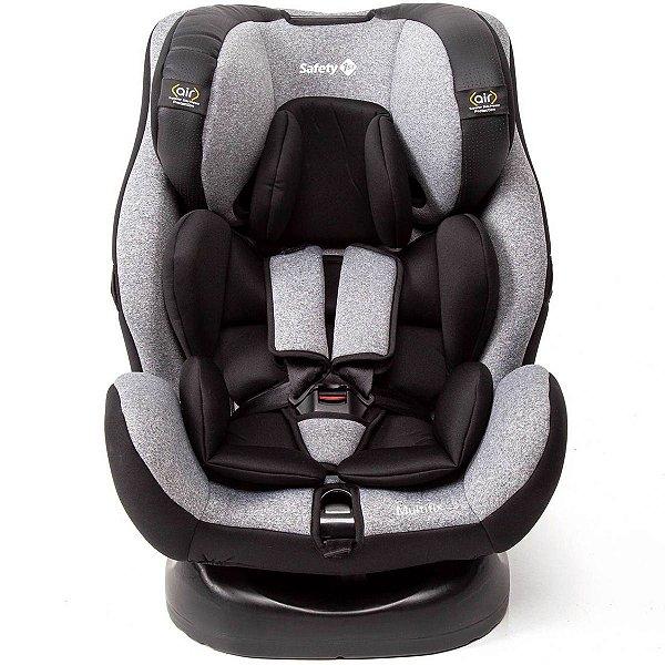 Cadeirinha de Bebê Para Auto Multifix Grey Urban Do Nascimento aos 36Kg Grupo +0 Safety 1St