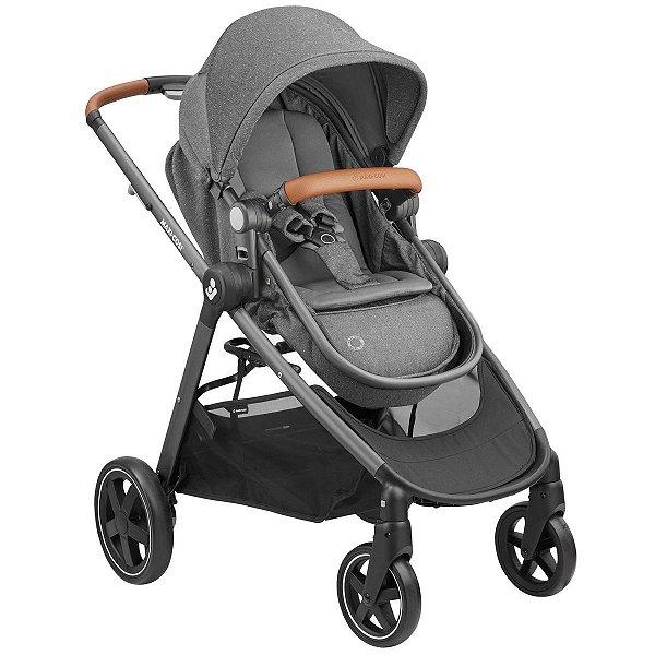 Carrinho de Bebê Anna² Maxi Cosi Até 15kg Passeio Sparkling Grey