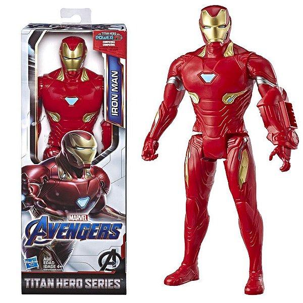 Homem de Ferro Os Vingadores Titan Hero Series