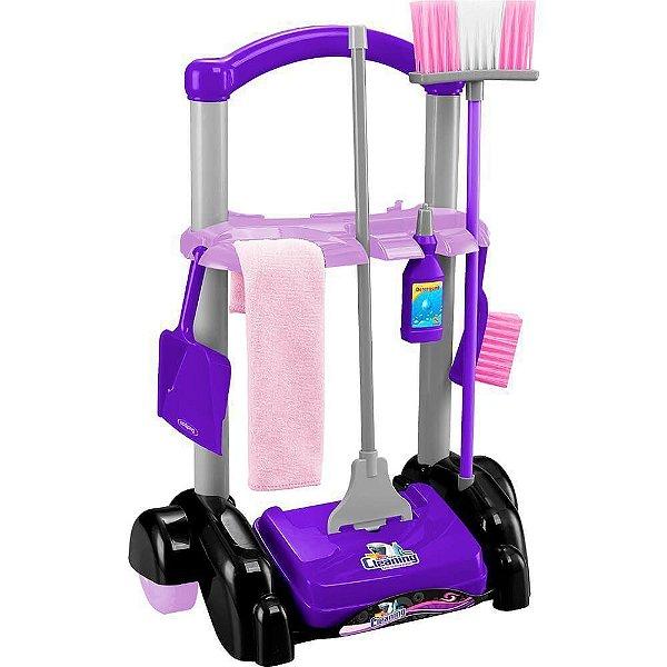 Creative Fun Kit Limpeza Infantil Divertida Multikids Br775