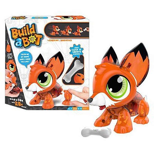 Brinquedo Build A Bot Raposa Multikids - BR214