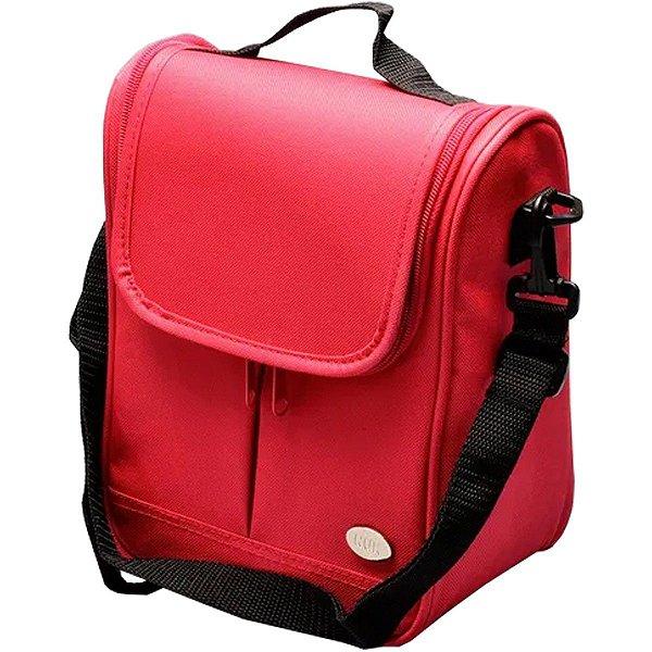Bolsa Térmica Para Mamadeiras e Acessórios Capacidade 8 Litros Vermelha Nuk