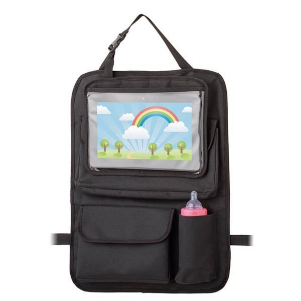 Organizador Infantil Bebê Criança Para Carro Auto Com Case De Tablet Multikids Baby BB184
