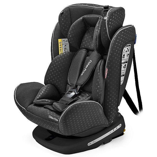 Cadeira Para Auto Easy 360° Isofix 0 A 36 Kg Fisher Price