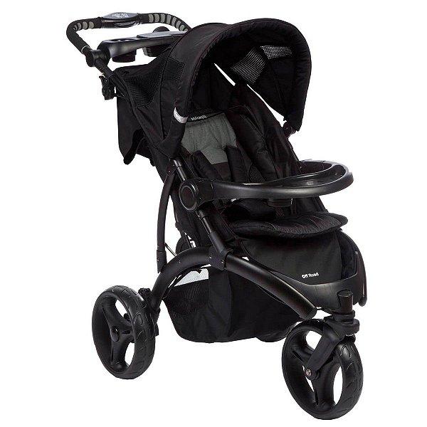 Carrinho de Bebê Passeio Qualquer Terreno Off Road Infanti Onyx