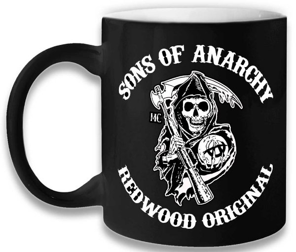 Caneca Mágica Sons of Anarchy