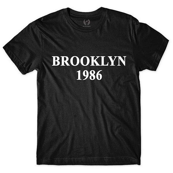 Camiseta Brooklyn 1986