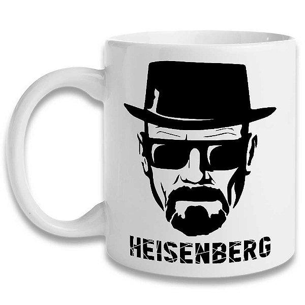 Caneca Heisenberg