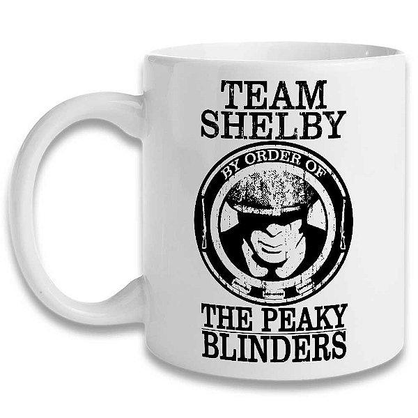 Caneca Team Shelby