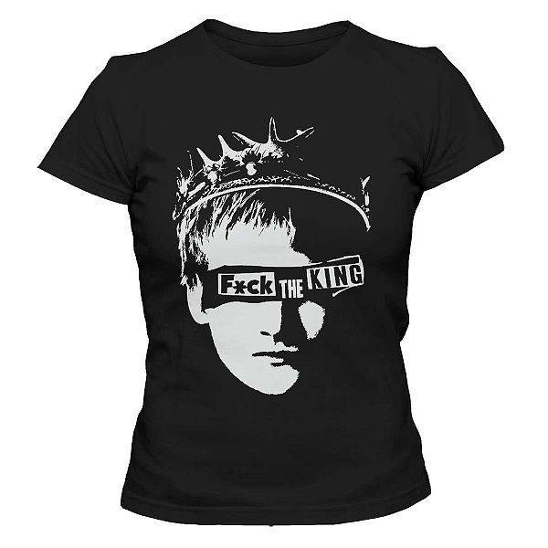 Camiseta Feminina Game of Thrones - Fck The King