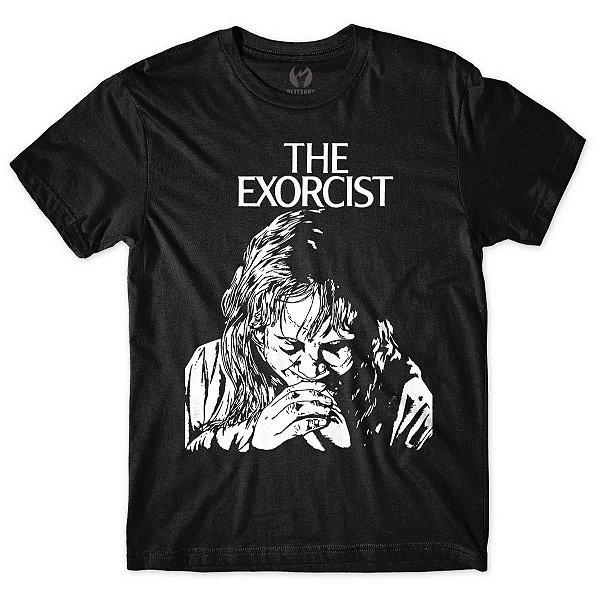 Camiseta O Exorcista Preta