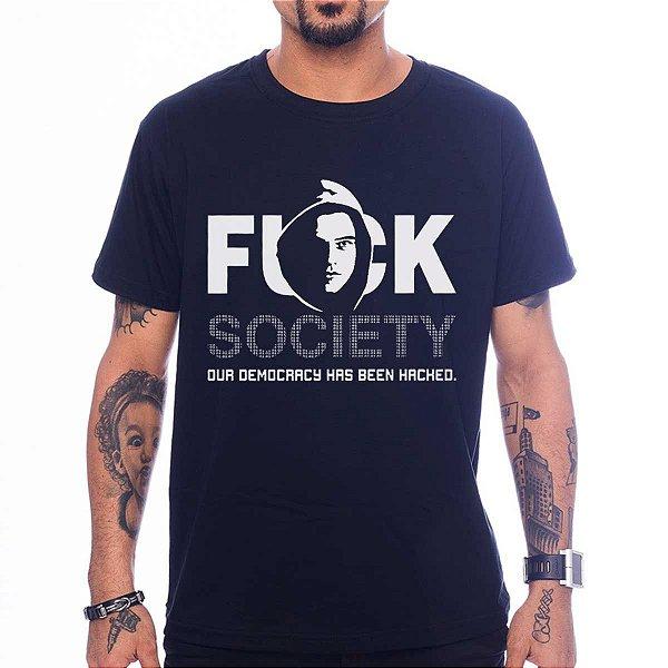 Camiseta Mr. Robot -FK Society