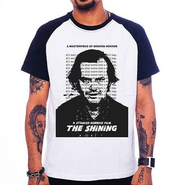 Camiseta Raglan The Shining - O Iluminado