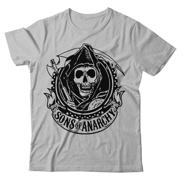 Camiseta Sons of Anarchy - SOA