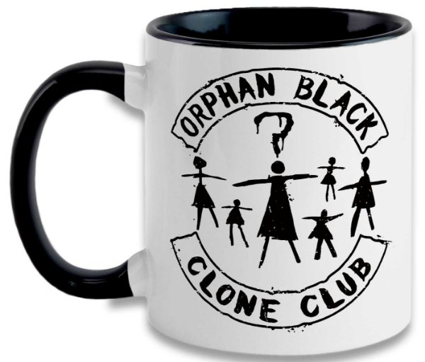 Caneca Orphan Black - Clone Club