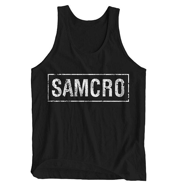 Regata Masculina Sons of Anarchy - SAMCRO