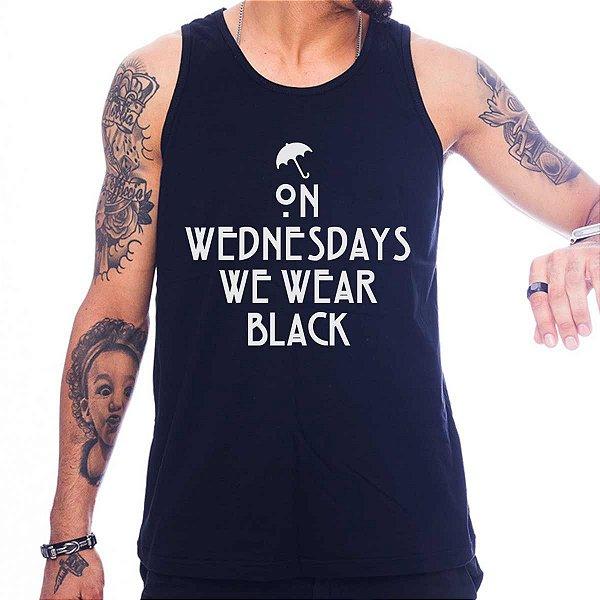 Regata Masculina American Horror Story - We Wear Black
