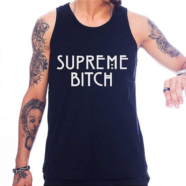 Regata Masculina American Horror Story - Supreme Bitch