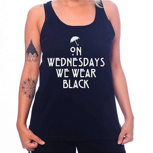 Regata Feminina American Horror Story - We Wear Black