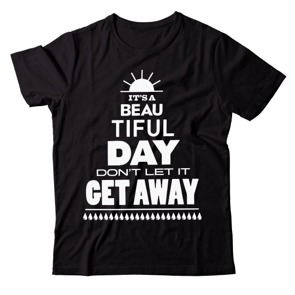 Camiseta U2 - Beautiful Day