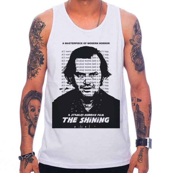 Regata Masculina The Shining - O Iluminado