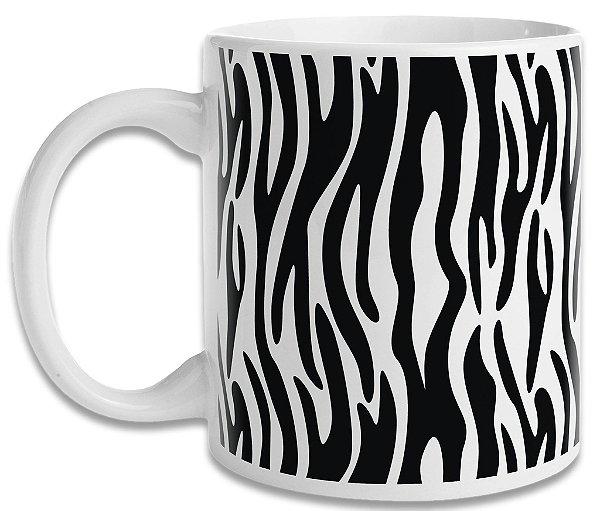 Caneca Zebra