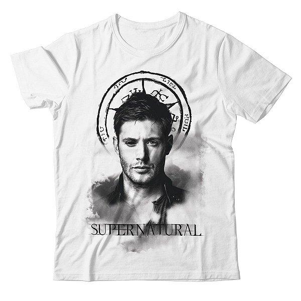 Camiseta Supernatural - Dean