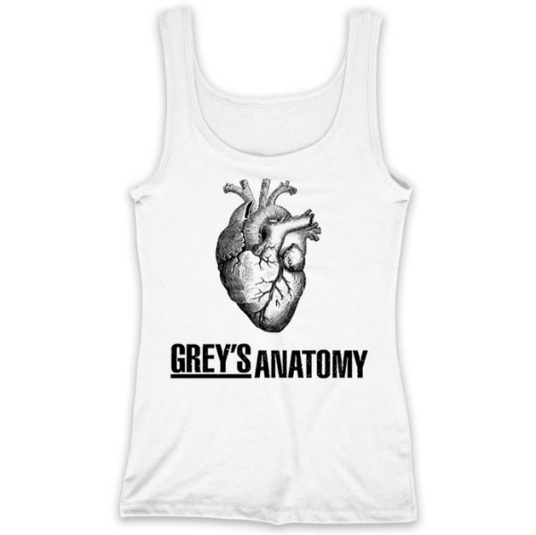 Regata Feminina Grey's Anatomy
