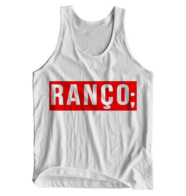 9c865bcada Regata Masculina Ranço - Blitzart - Camisetas Legais