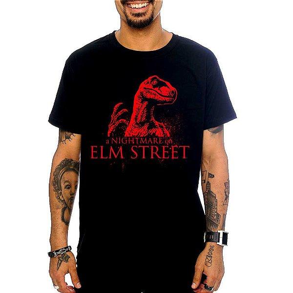 Camiseta Nightmare on Raptor Street